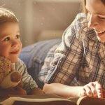 A importância de ler histórias para crianças e contos infantis